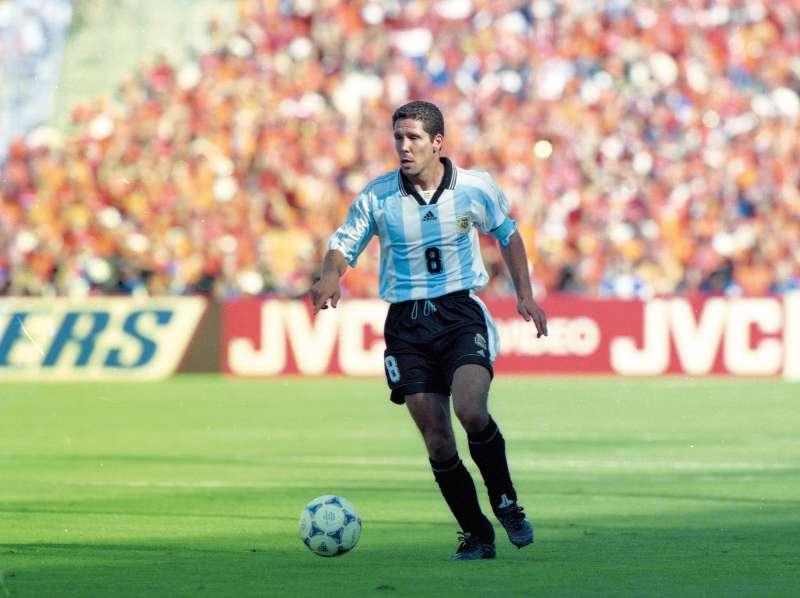 Foto de la revista El Gráfico.