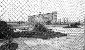 El Penal de Libertad, donde los presos políticos jugaron aquel recordado partido. Foto de Agencia Camaratres