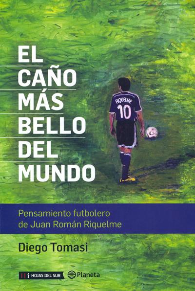La tapa del libro escrito por Diego Tomassi.