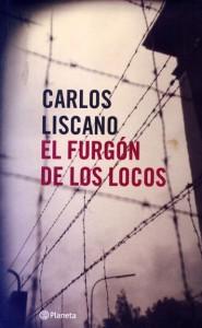 La tapa del libro escrito por Carlos Liscano.