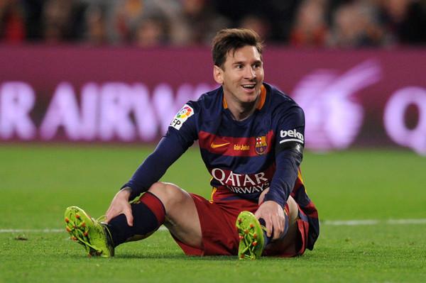 A diferencias de otras noches, Messi no pudo desequilibrar en este duelo contra el Real Madrid. Foto de Alex Caparros / Getty Images Europe / Vía Zimbio.