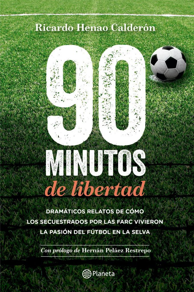 La portada del libro escrito por Ricardo Henao Calderón.